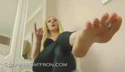 eternal foot slave